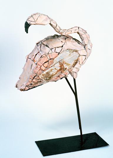 Le flamand rose