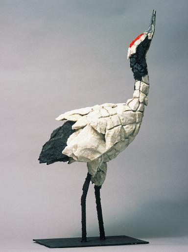 L'ibis japonais